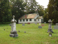 Johnsontown Church and Cemetery