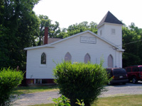 St. Pauls Baptist Church and Cemetery